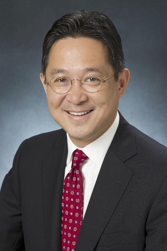 香港立法會秘書長陳維安