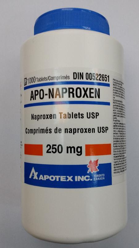 Apo Naproxen Tab 250mg