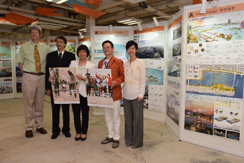 Roving Exhibition For Kai Tak Fantasy International Ideas