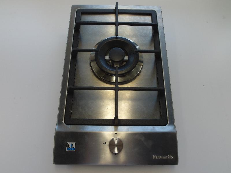 機電工程署今日(八月一日)呼籲市民停用一款型號為PWK1.1SS-HK的「Baumatic」牌嵌入式單頭煤氣煮食爐,並聯絡進口商Baumatic Asia Ltd查詢安排回收。