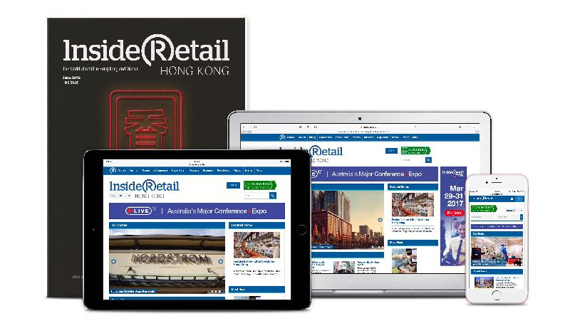 Australia-based Inside Retail announced today (August 18) that it has established a regional base in Hong Kong. The new office will enhance the company's Hong Kong reporting team and online portal as well as publish a quarterly retail magazine, and it is also planning a series of value-added activities including global industry seminars and executive workshops.
