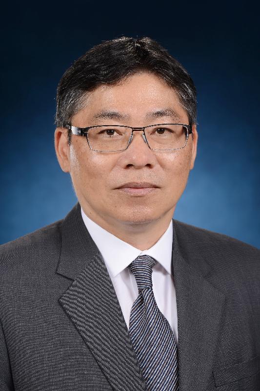 首席政府工程師林世雄將於二○一六年九月二十七日出任土木工程拓展署署長。