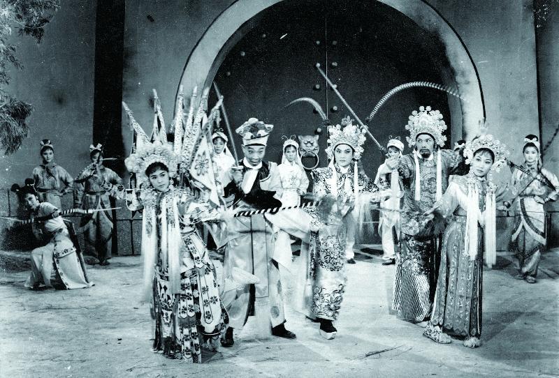 《雄心太子》(1965)劇照。
