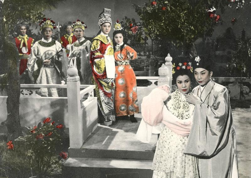 《教子殺父皇》(1967)劇照。