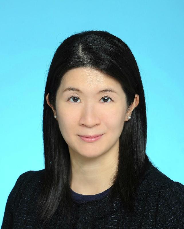 新任黃大仙民政事務專員江潤珊。