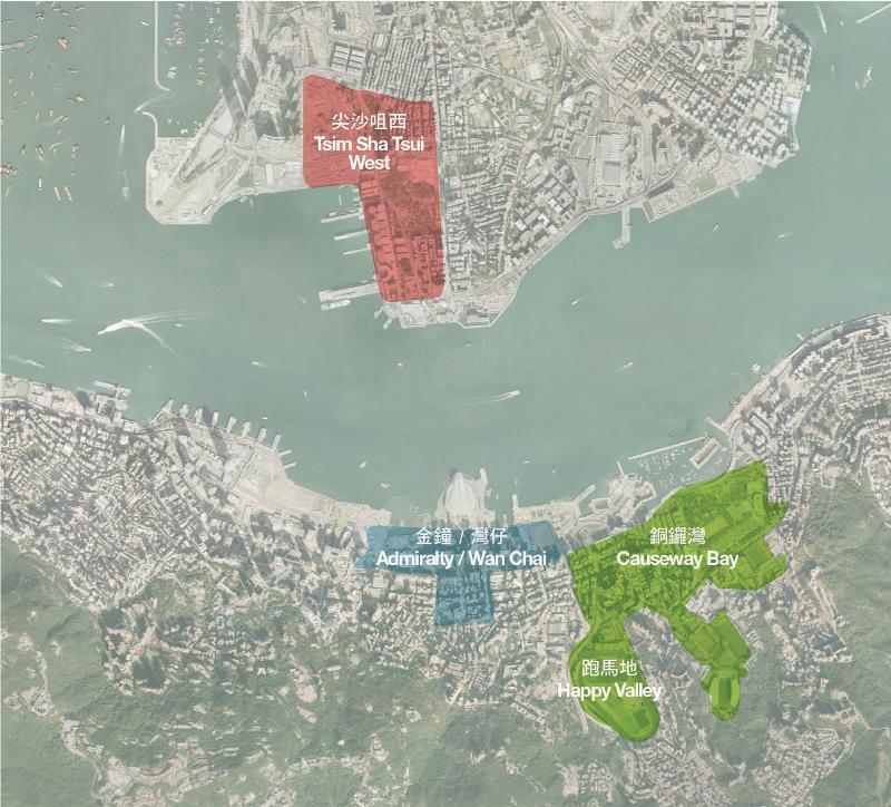 「城市地下空間發展:策略性地區先導研究」第一階段公眾參與活動今日(十一月七日)展開,收集公眾對發展地下空間的意見。研究旨在探討尖沙咀西、銅鑼灣、跑馬地及金鐘/灣仔四個策略性地區發展地下空間的機遇和挑戰。