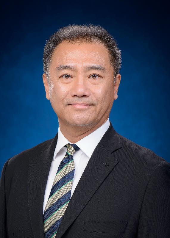 規劃署副署長李啟榮將於二○一六年十一月二十二日出任規劃署署長。