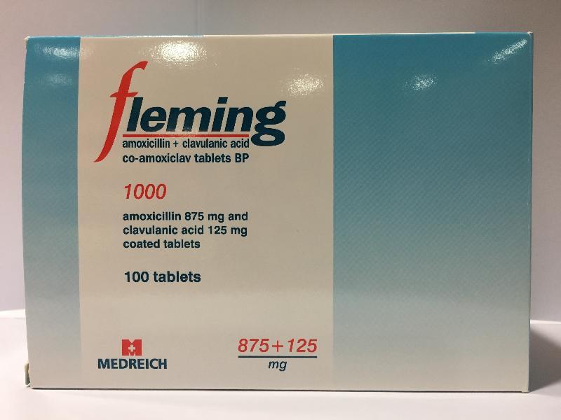 Amoxicillin/Clavulanic acid For Sale Cheap