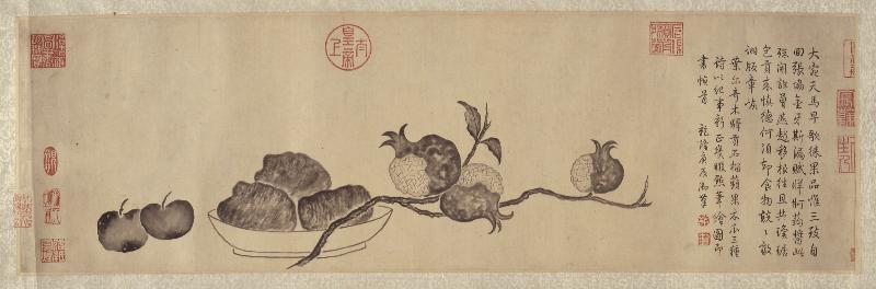 Lost Treasures Of The Shiqu Baoji In Hong Kong