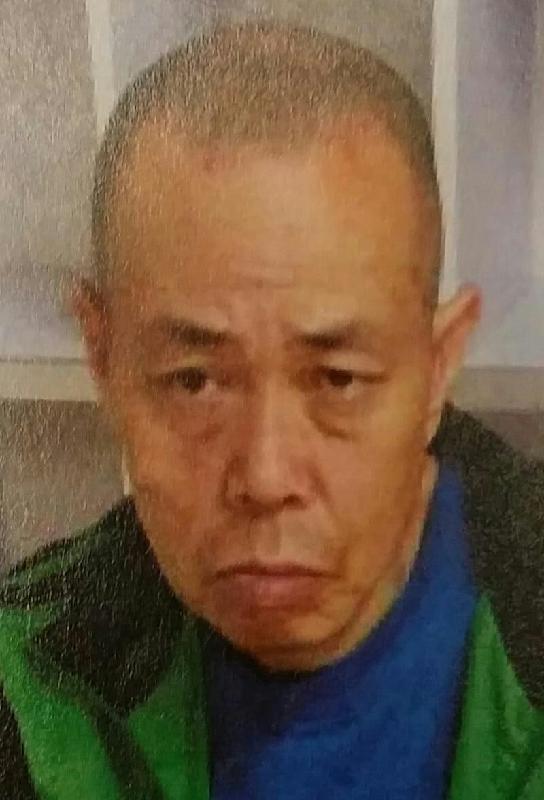 Missing man, Leung Wa-kan