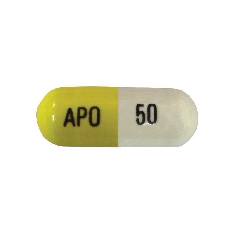 Apo Fluvoxamine 50 Mg