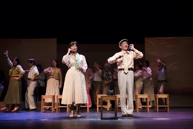 「社區口述歷史戲劇計劃——沙田區」足本總結演出《沙田四世代》四月底在沙田大會堂上演,早前沙田區長者於香港文化博物館作《沙田四世代》的選段外展演出,獲觀眾好評。
