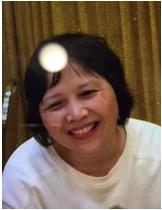 She is about 1.6 metres tall, 54 kilograms in weight and of normal build. She has a round face with yellow complexion and shoulder-length straight black hair. She was last seen wearing a black jacket, pink shirt, dark trousers, black sports shoes and carrying a blue trolley.