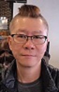 Tam Kwok-shing, aged 60, is about 1.73 metres tall, 64 kilograms in weight and of medium build. He has a long face with yellow complexion and short golden hair. He was last seen wearing a black coat, blue jeans, a pair of blue sport shoes and black frame glasses.