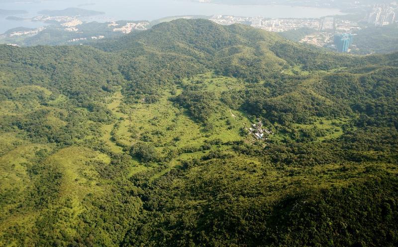 沙羅洞的生境種類多樣,包括風水林、次生林、農地、草地、灌木林、沼澤和溪流。