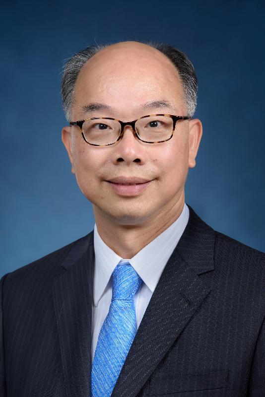 候任運輸及房屋局局長陳帆。