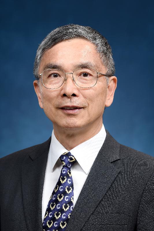 候任財經事務及庫務局局長劉怡翔。