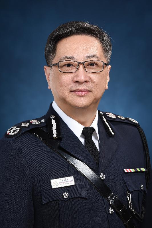 候任警務處處長盧偉聰。