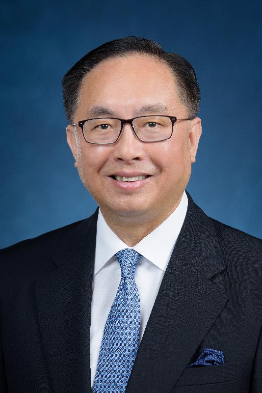 候任創新及科技局局長楊偉雄。
