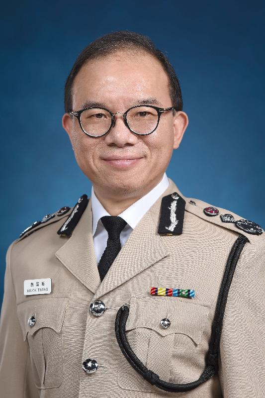 候任入境事務處處長曾國衞。