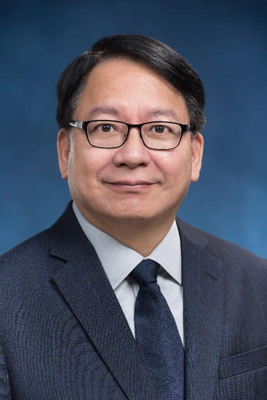 候任行政長官辦公室主任陳國基。