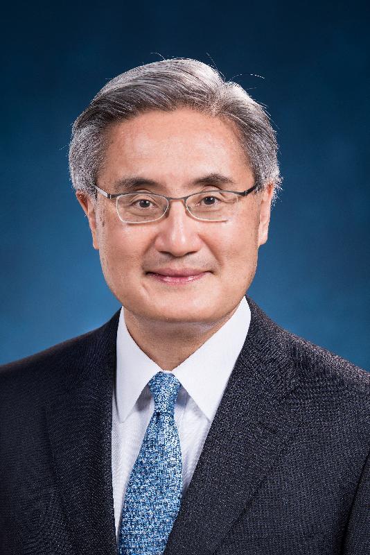 The Director of Audit (designate), Mr David Sun Tak-kei.