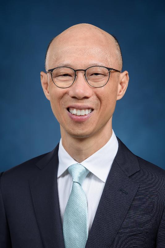 Secretary for the Environment (designate), Mr Wong Kam-sing.
