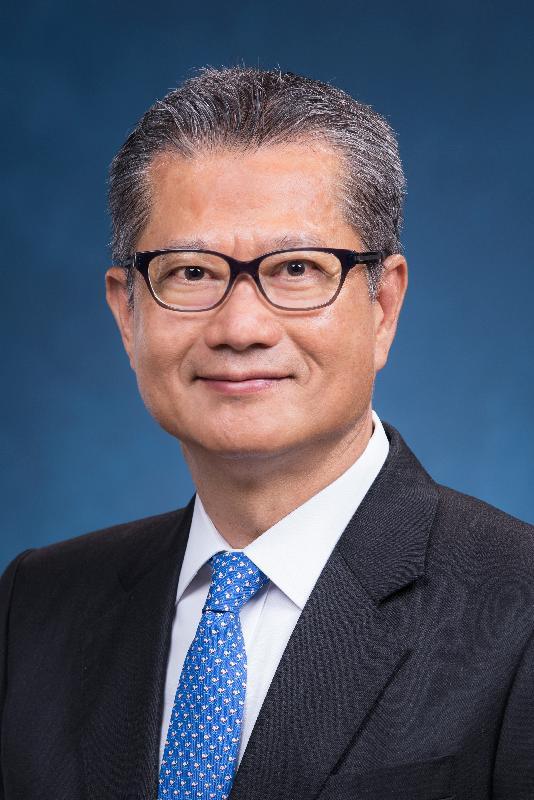 Financial Secretary (designate), Mr Paul MP Chan.