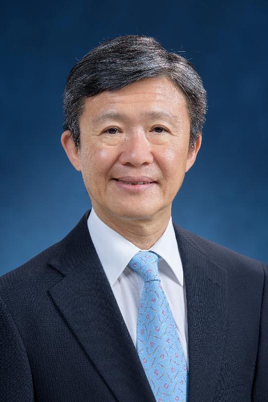 The Commissioner, Independent Commission Against Corruption (designate), Mr Simon Peh Yun-lu.