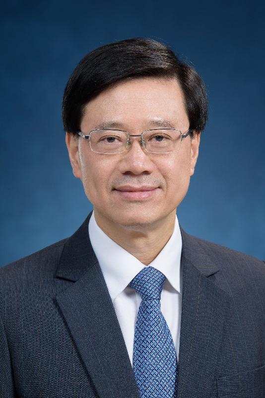 Secretary for Security (designate), Mr John Lee Ka-chiu.