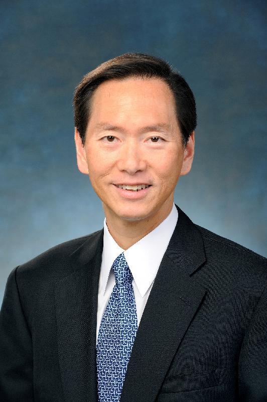 香港特別行政區新一屆行政會議非官守議員召集人陳智思。