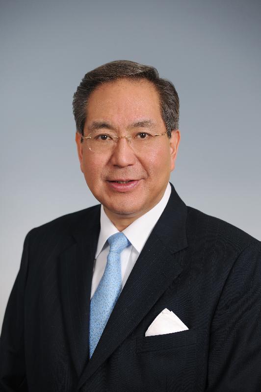 香港特別行政區新一屆行政會議非官守議員李國章。