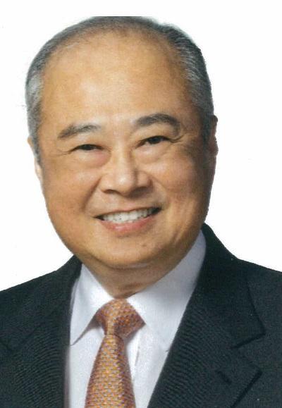 香港特別行政區新一屆行政會議非官守議員周松崗。