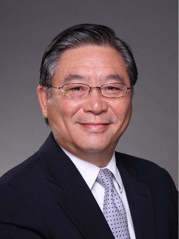 香港特別行政區新一屆行政會議非官守議員林健鋒。