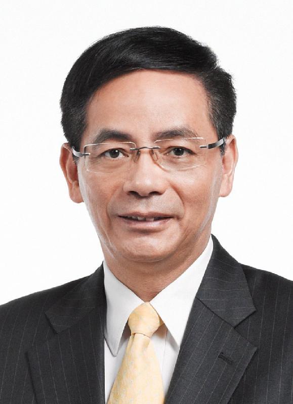 香港特別行政區新一屆行政會議非官守議員葉國謙。