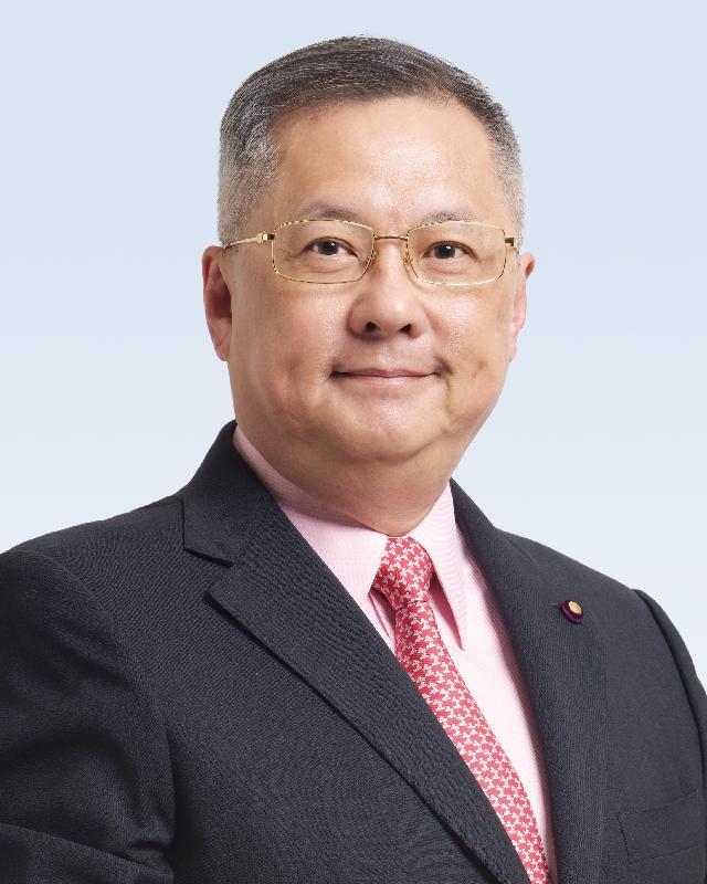 香港特別行政區新一屆行政會議非官守議員張宇人。