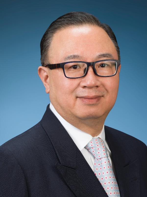 香港特別行政區新一屆行政會議非官守議員廖長江。