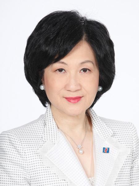 香港特別行政區新一屆行政會議非官守議員葉劉淑儀。