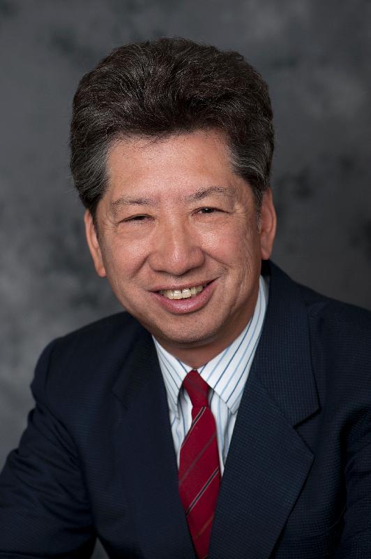 香港特別行政區新一屆行政會議非官守議員湯家驊。