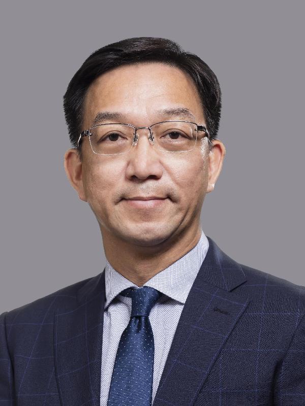 香港特別行政區新一屆行政會議非官守議員劉業強。
