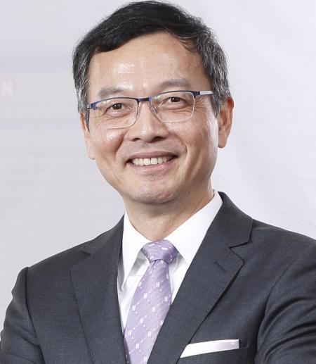 香港特別行政區新一屆行政會議非官守議員林正財。