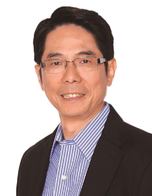 香港特別行政區新一屆行政會議非官守議員黃國健。