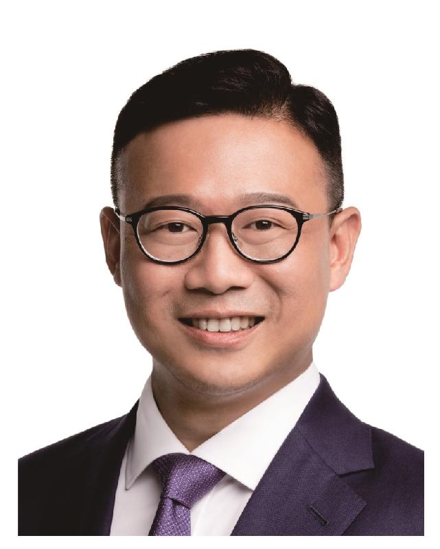 香港特別行政區新一屆行政會議非官守議員張國鈞。