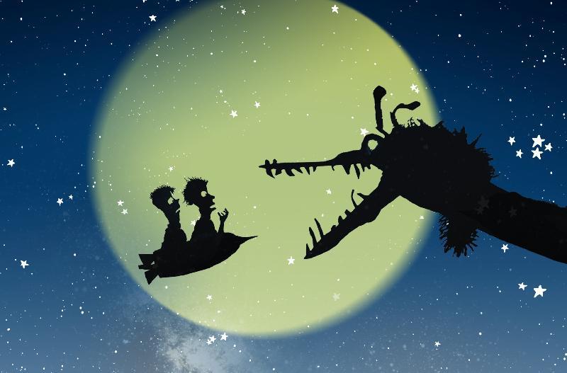 來自澳洲的影偶博士將於七月中為大小朋友帶來影偶及形體劇場《星際大暴走》。該劇將無用廢料改造成趣怪道具,投影成生動的人物、凶神惡煞的猛獸,令觀眾大飽眼福。