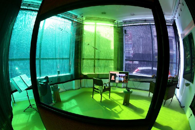 香港聲音藝術家及作曲家楊嘉輝於七月七日至十月二十九日(曼徹斯特時間)在曼徹斯特華人當代藝術中心展出其作品「One of Two Stories, or Both (Field Bagatelles)」 的聲音及視藝裝置。該作品為期五日的電台廣播部分亦於曼徹斯特國際節中播出。此展覽是倫敦經濟貿易辦事處為慶祝香港特別行政區成立二十周年而贊助的活動。