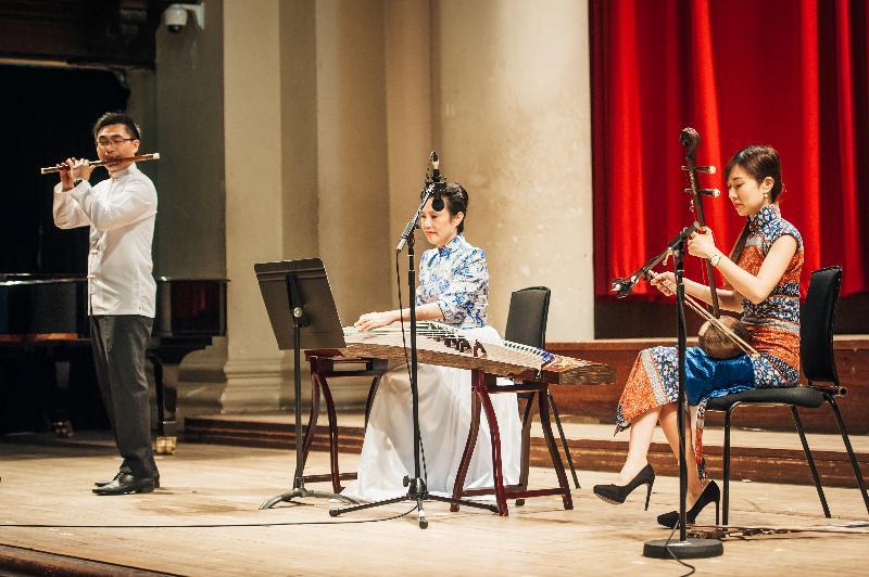 「香港音樂系列」的開幕音樂會《Music Interflow – A Dialogue of Two Cultures》於七月七日(倫敦時間)在史密斯廣場聖約翰教堂舉行,由一眾知名及新進的香港音樂家演奏一系列為傳統中西樂器創作的古典及當代作品。