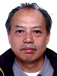 Photo of missing man Wong Man-cho