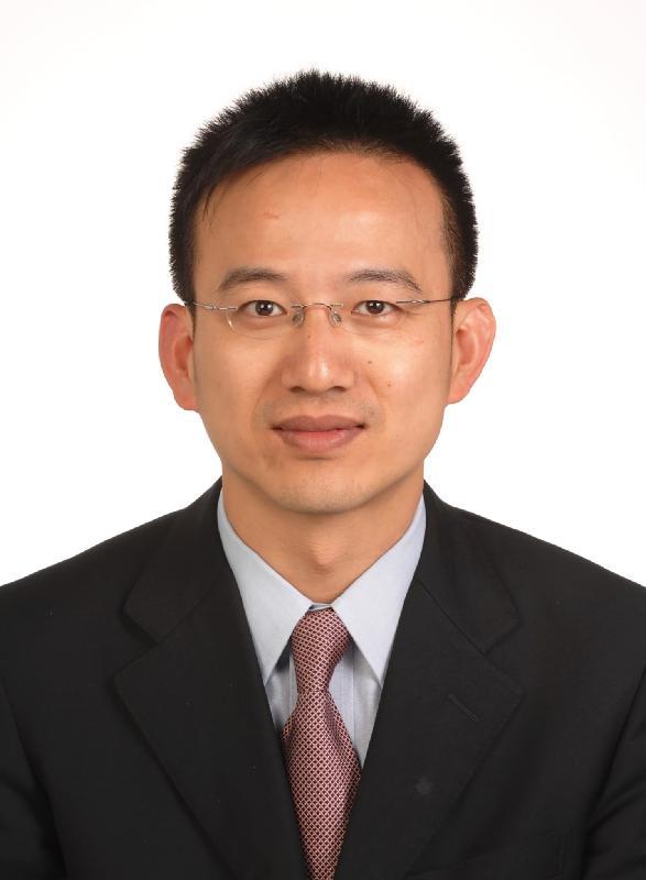 政制及內地事務局副局長陳帥夫。