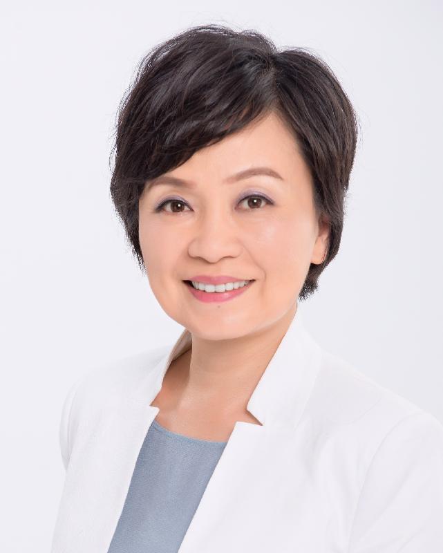 教育局副局長蔡若蓮。