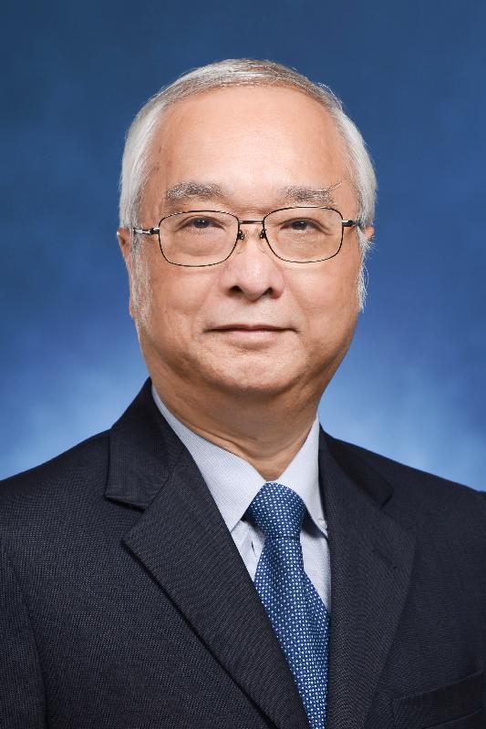 環境局副局長謝展寰。